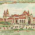 Pan-american Exposition by Granger