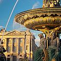 Paris Fountain by Brian Jannsen