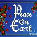 Peace On Earth by Melissa A Benson