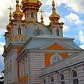 Peterhof Palace Russia by Sophie Vigneault