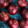 Red Onions by Nailia Schwarz