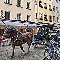Regensburg Germany by Howard Stapleton