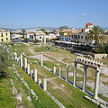 Roman Market by George Atsametakis