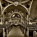 Saint Marys Orthodox Cathedral by Amanda Stadther