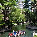 San Antonio Riverwalk by Bill Cobb