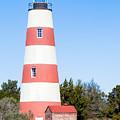 Sapelo Island Lighthouse Sapelo Island Georgia by Dawna Moore Photography