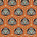 Seamlessly Tiled Kaleidoscopic Mosaic Pattern by Stephan Pietzko