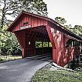 Shelby Covered Bridge by Chris Smith