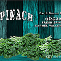 Spinach Patch by Marvin Blaine