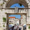 Split, Croatia by Ken Welsh
