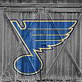 St Louis Blues by Joe Hamilton