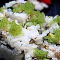 Sushi California Roll by Henrik Lehnerer
