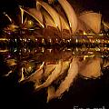 Sydney Opera House Abstract by Sheila Smart Fine Art Photography
