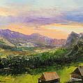 Tatry Mountains- Poland by Luke Karcz