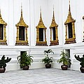 Thai Kings Grand Palace by Sumit Mehndiratta