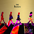 The Beatles Gold Series by Marvin Blaine