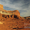 The Castle, Capitol Reef National Park by John Shaw