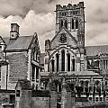 The Cathedral Of St John The Baptist by Darren Burroughs