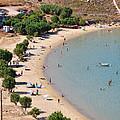 The Famous Psili Ammos Beach by George Atsametakis