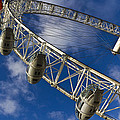 The London Eye by David Pyatt