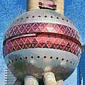 The Oriental Pearl Tower by George Atsametakis