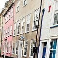 Town Houses by Tom Gowanlock