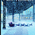 New Yorker December 19th, 2011 by Eric Drooker