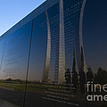 Us Air Force Memorial by B Christopher
