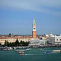 Venice Italy by John Jacquemain