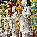 Vietnamese Temple Shrine by Jim Corwin