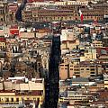 View From Torre Latinoamerican by Carol Ailles