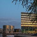 Waterfront by Jorgen Norgaard