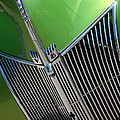 40 Ford - Grill Detail-8633 by Gary Gingrich Galleries