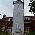 40 Mile Point Lighthouse by Jennifer  King
