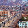 400 S Salt Lake City by Ely Arsha