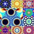 432hz Cymatics Grid by Derek Gedney
