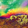 Space Landscape by Augusta Stylianou