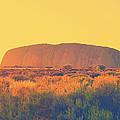 Uluru by Girish J