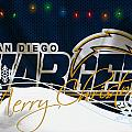 San Diego Chargers by Joe Hamilton
