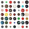 49 Buttons by Jim Hughes