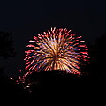 4th Of July Fireworks - 011322 by DC Photographer