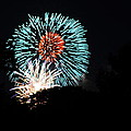 4th Of July Fireworks - 011331 by DC Photographer