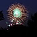 4th Of July Fireworks - 01134 by DC Photographer