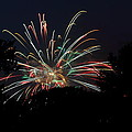 4th Of July Fireworks - 01139 by DC Photographer