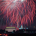 4th Of July Fireworks by Mark Whitt