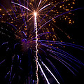 4th Of July Fireworks by Ray Devlin