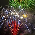 4th Of July Through The Lens Baby by Scott Campbell
