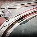1948 Pontiac Chief Hood Ornament by Jill Reger