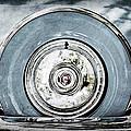 1956 Ford Thunderbird Spare Tire by Jill Reger