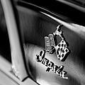 1958 Chevrolet Impala Emblem by Jill Reger